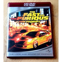 The Fast and the Furious - Tokyo Drift (HD-DVD)