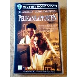 Pelikanrapporten (VHS)