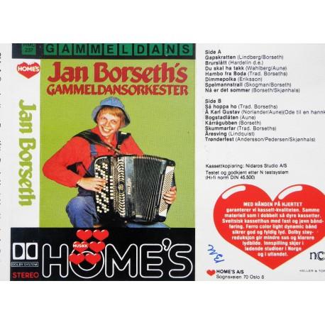 Jan Borseth's Gammeldansorkester
