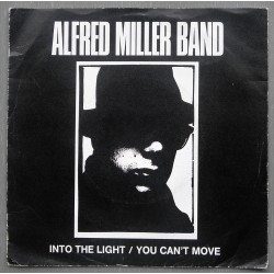 Alfred Miller Band- Into the Light (Notodden-vinyl)