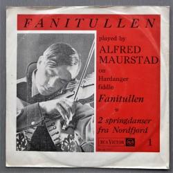 Alfred Maurstad- Fanitulen (Vinyl)