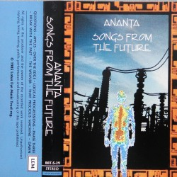 Ananta- Songs from the Future