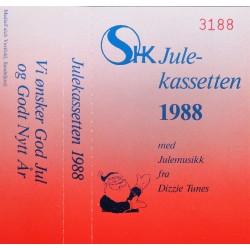 Dizzie Tunes- SHK Julekassetten 1988 (Sandefjord)