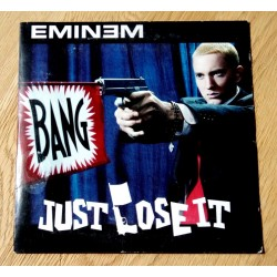 Eminem - Just Lose It - CD