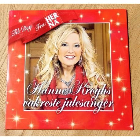 Hanne Kroghs vakreste julesanger - CD