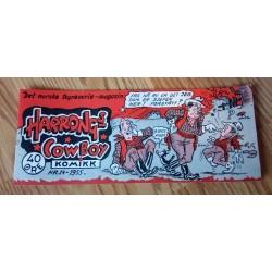 Harrongs Cowboy Komikk - 1955 - Nr. 14