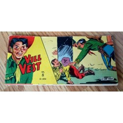 Vill Vest - 1960 - Nr. 8 - Duellen i grålysninga
