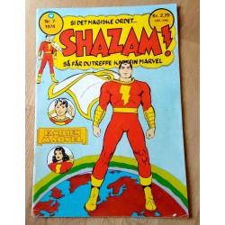 Shazam! - 1974 - Nr. 7 - Familien Marvel