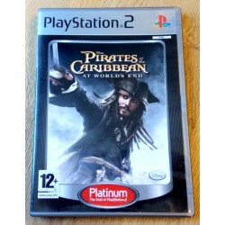Pirates of the Caribbean - At World's End (Disney) - Playstation 2