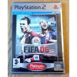 FIFA 06 (EA Sports) - Playstation 2