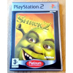 Shrek 2 (Activision) - Playstation 2
