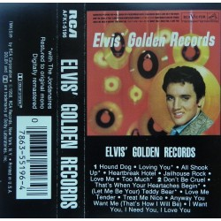 Elvis- Golden Records