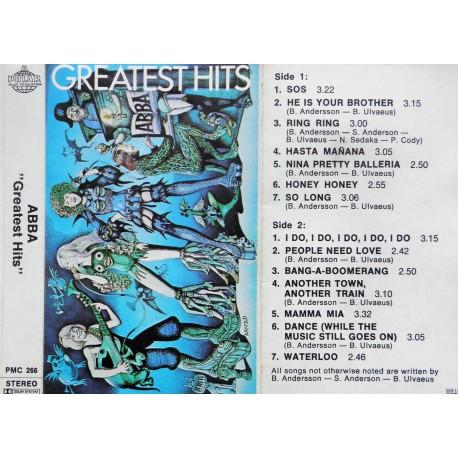 ABBA- Greatest Hits