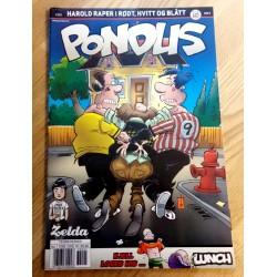 Pondus: 2013 - Nr. 5 - Harold raper i rødt, hvitt og blått!