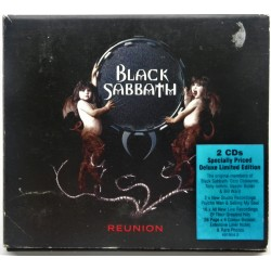 Black Sabbath- Reunion (2 X CD)