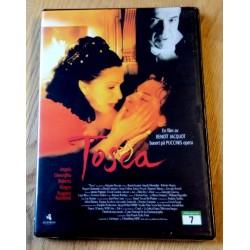 Tosca - En film av Benoit Jacquot (DVD)