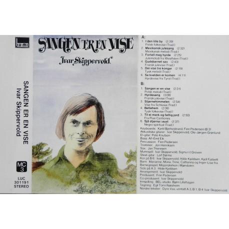 Ivar Skippervold- Sangen er en vise