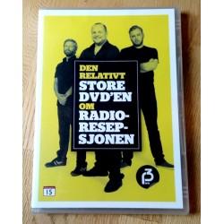 Den relativt store DVD'en om Radioresepsjonen - DVD