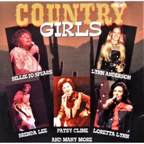 Country Girls (CD)