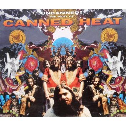 Canned Heat- Uncanned The Best Of (2 x CD)