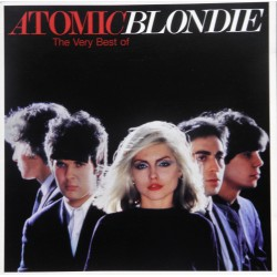 Blondie- Atomic Blondie- The Very Best Of (CD)