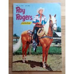 Roy Rogers - 1955 - Nr. 11 - Præriens konge