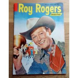 Roy Rogers - 1955 - Nr. 22 - Præriens konge