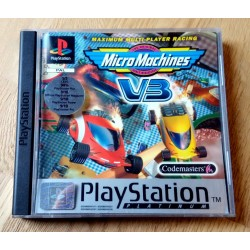 Micro Machines V3 (Codemasters) - Playstation 1