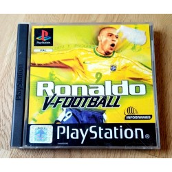 Ronaldo V-Football (Infogrames) - Playstation 1