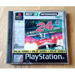 Le Mans 24 Hours (Infogrames) - Playstation 1