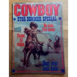 Cowboy: 1981 - Nr. 12 - Stor sommer spesial