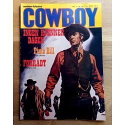 Cowboy: 1981 - Nr. 7 - Ingen kjenner dagen