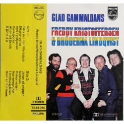 Freddy Kristoffersen & Bröderna Lindqvist- Glad gammaldans