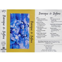 Baroque & Before