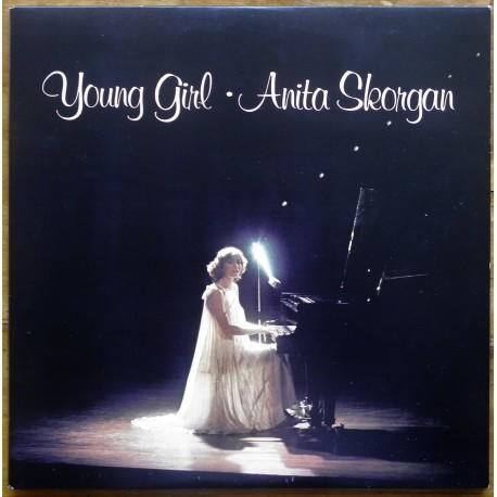 Anita Skorgan- Young Girl (LP- Vinyl)