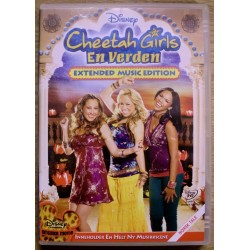 Cheetah Girls: En verden - Extended Music Edition