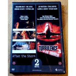 2 x Thriller: After the Storm og Turbulence (DVD)