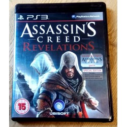 Playstation 3: Assassin's Creed Revelations (Ubisoft)