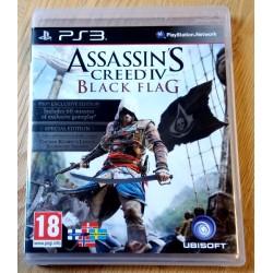 Playstation 3: Assassin's Creed IV - Black Flag (Ubisoft)