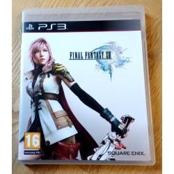 Playstation 3: Final Fantasy XIII (Square Enix)