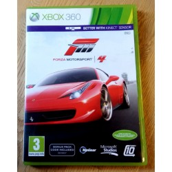 Xbox 360: Forza Motorsport 4 (Microsoft Studios)