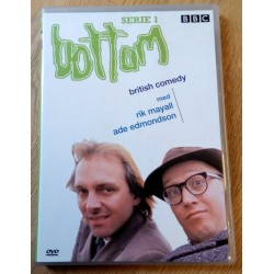 Bottom - Series 1 (DVD)