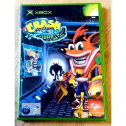Xbox: Crash Bandicoot - The Wrath of Cortex