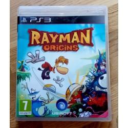 Playstation 3: Rayman Origins (Ubisoft)