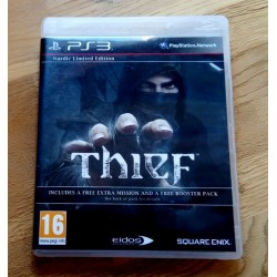 Playstation 3: Thief (Square Enix)