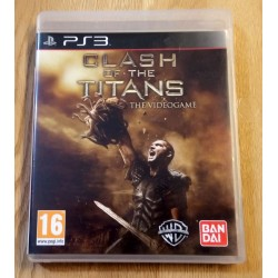 Playstation 3: Clash of the Titans - The Videogame