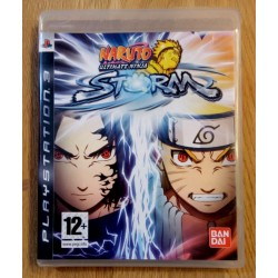 Playstation 3: Naruto Ultimate Ninja Storm (Bandai)