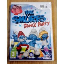Nintendo Wii: The Smurfs Dance Party (Ubisoft)