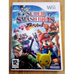 Nintendo Wii: Super Smash Bros. Brawl