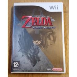 Nintendo Wii: The Legend of Zelda - Twilight Princess